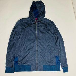 Tommy Bahama Sweater Size Medium Full Zip Hoodie